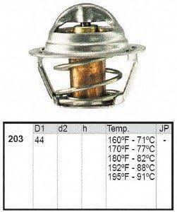 Motorad 203-195 Thermostat