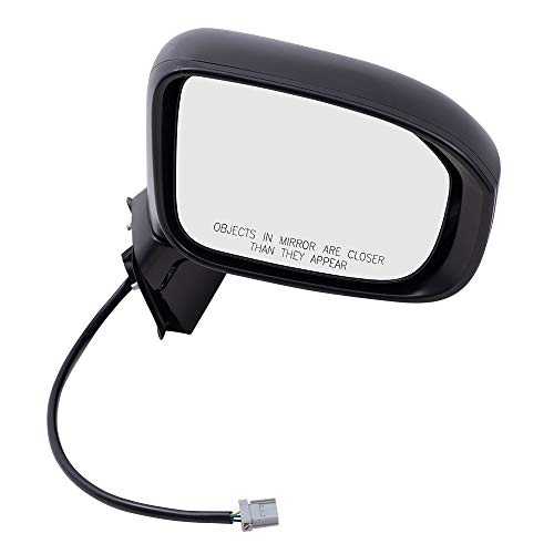 Passengers Power Side View Mirror Replacement for Honda Civic 76208-TR4-C01