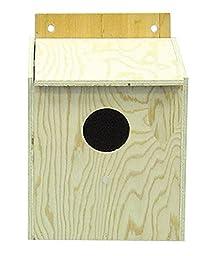 North American Pet Nest Box Tiel with Lip