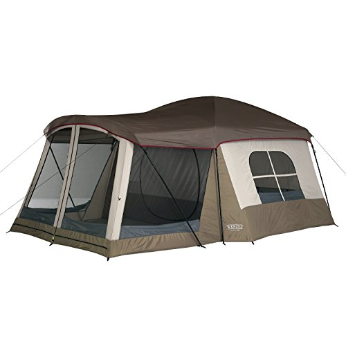Wenzel Klondike 16 X 11 FEET 8 Person Family Cabin Dome Tent ()