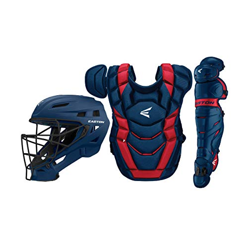 Easton Elite X Baseball Catchers Equipment Box Set   Youth