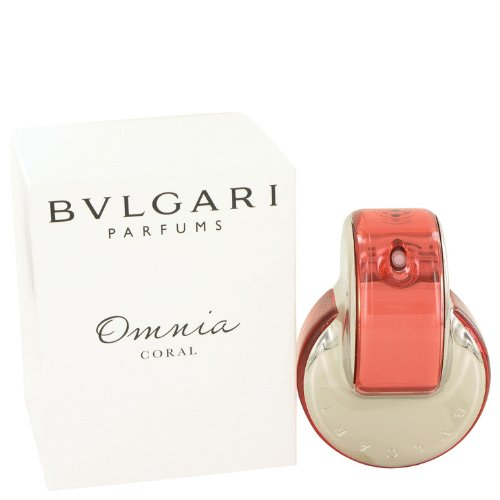 Omnia Coral By Bvlgari Eau De Toilette Spray 2.2 Oz For Wome
