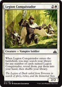 (Legion Conquistador - Foil - Rivals of Ixalan)