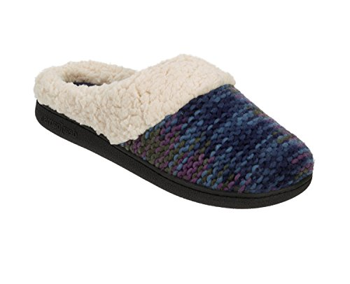 DEARFOAMS NOVELTY KNIT CLOG - Numero L
