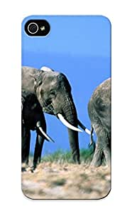 Pinkroses Anti-scratch And Shatterproof Elephant Images Phone Case For Iphone 5/5s/ High Quality Tpu Case