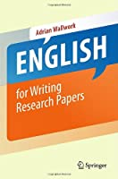 English for Writing Research Papers Front Cover