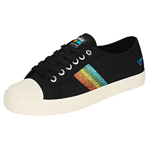 Gola Mujeres Glitter Coaster Rainbow Zapatillas rx8vrqzwX