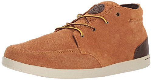 Reef Basses Tan Spiniker Sneakers Slate Mid Homme Se Slate Brown Braun ffUqrO