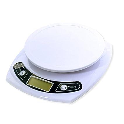 amazon com digital kitchen scale grams and ounces precision