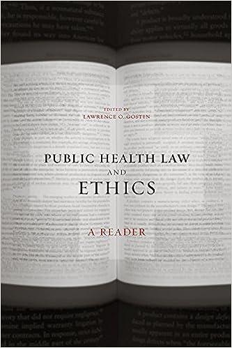 Descargar U Torrents Public Health Law And Ethics: A Reader Novedades PDF Gratis