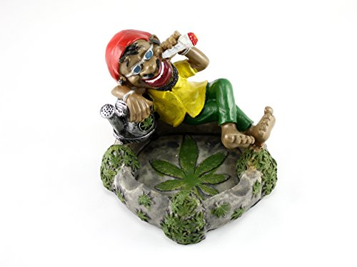 Skyway-Jamaican-Ashtray-Chilling-Man-Smoking