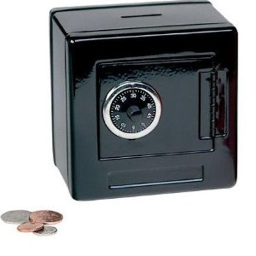 - Rhode Island Novelty, Metal Safe (Colors May Vary)
