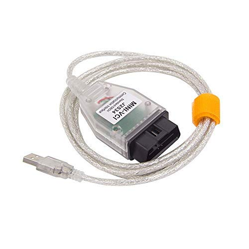 Aidixun Mini-VCI J2534 Cable Firmware 1.4.1, Techstream Software V14.10.028 (Newest Version) with...