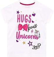 JoJo Siwa Girls Unicorn T-Shirt