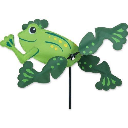 Whirligig Spinner - 18 In. Frog by Premier Kites