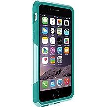 OtterBox COMMUTER SERIES iPhone 6/6s Case - Frustration Free Packaging - AQUA SKY (AQUA BLUE/LIGHT TEAL)