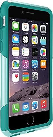OtterBox COMMUTER SERIES Case for iPhone 6/6s - Frustration Free Packaging - AQUA SKY (AQUA BLUE/LIGHT (Apple Iphone 6 Case Otterbox Slim)