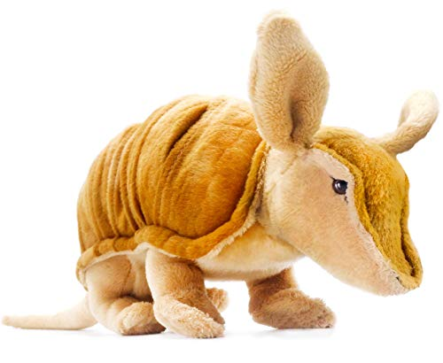 VIAHART Mike The Armadillo | 10 Inch (Tail Measurement not Included!) Stuffed Animal Plush | by Tiger Tale Toys