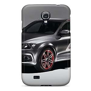 Hot IAfKLNB696WYiDm Case Cover Protector For Galaxy S4- 2009 Audi Q5 Custom Concept 5