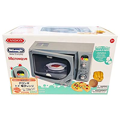 Casdon Electronic Toy Microwave: Toys & Games