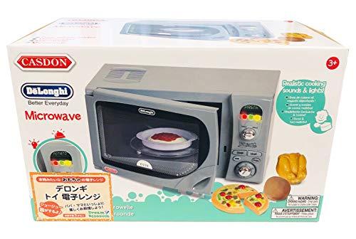 41MFc7gZ8fL - Casdon Electronic Toy Microwave