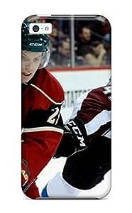 AqFFcdO7952WKbjX Case Cover Minnesota Wild Hockey Nhl (99) Iphone 5c Protective Case