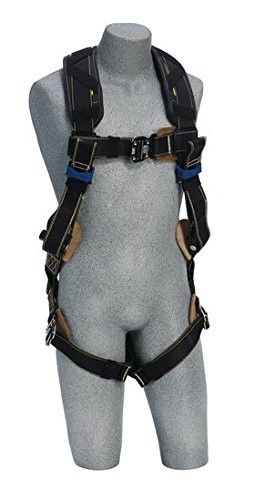 DBI SALA 1112638 Delta Comfort Arco Flash arnés Dorsal/Rescue Web ...