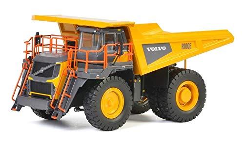 Volvo R100E Rigid Haul Dump Truck 1/50 Diecast Model by WSI Models 61-2003