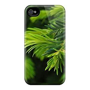 LhXLUjY5659bMdUO DaMMeke Real Christmas Tree Feeling Iphone 4/4s On Your Style Birthday Gift Cover Case