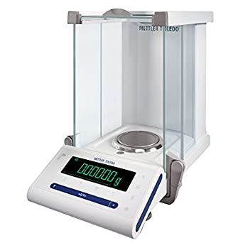 Mettler Toledo MS105 Semi-Micro Analytical Balance, 120g x 0.01mg: Science Lab Supplies: Amazon.com: Industrial & Scientific