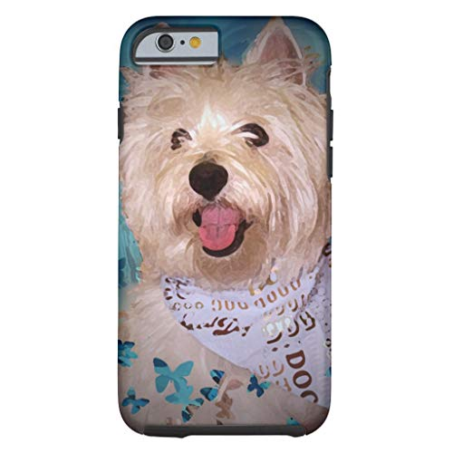 Case Mate Ipod Touch - Zazzle Westie I-pod Touch Case Case-Mate Tough iPhone 6/6s Case