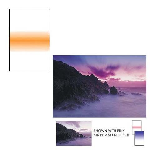 Lee Filters Coral Stripe Filter 4x6'' Resin Filter by Lee Filters (Image #1)