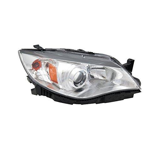 TYC 20-9121-80-1 Subaru Right Replacement Head Lamp