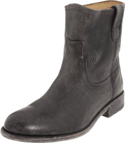 Boot FRYE Jayden Black Roper Women's xrpqnr