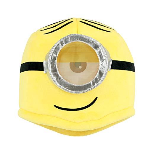 Maskimals Oversized Plush Halloween Mask Minions Despicable Me - Stuart for $<!--$22.99-->