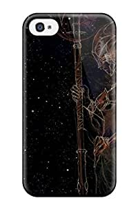 New NBdio15980RHzOn Music Art Tpu Cover Case For Iphone 4/4s