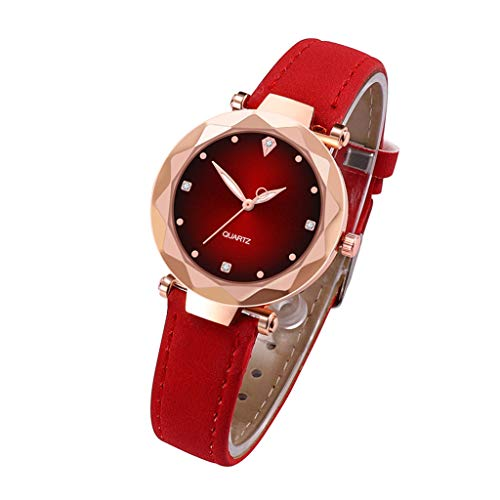 LUXISDE Watch Women Luxury Watches Quartz Watch Stainless Steel Dial Casual Bracele Watch I