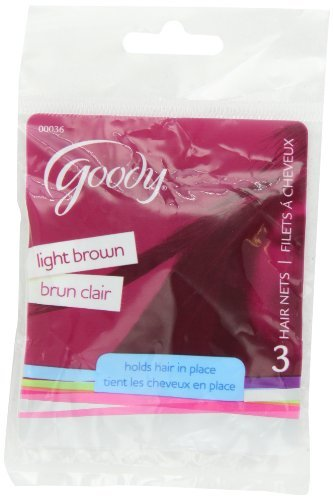 goody-hair-net-light-brown-3-count-size-3-count-model-36-tools-hardware-store