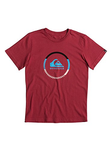 Quiksilver Big Boys' Active Momentum Tee, Chili Pepper,