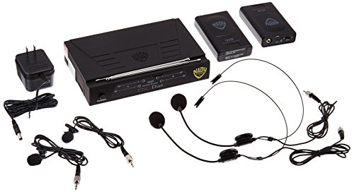 Nady Dual Headset - 3