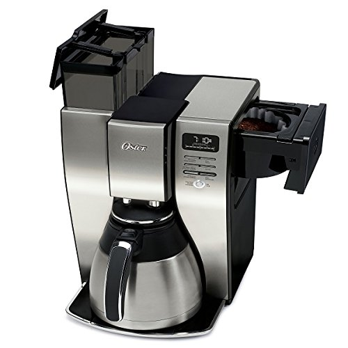 BVSTPSTX95-033 Oster Stainless Steel 10-Cup Thermal Coffee Maker ...