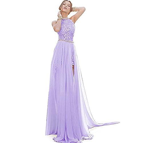 Lilac Wedding Dress: Amazon.com