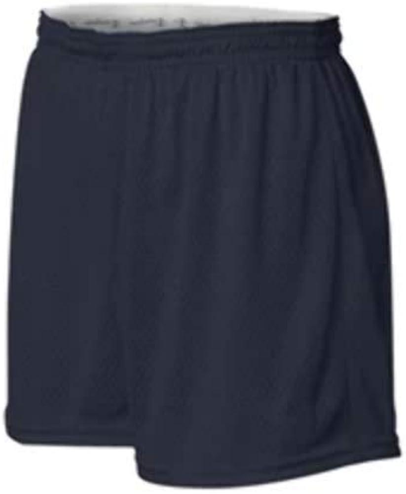 Small Champion Womens Active Mesh Shorts Navy