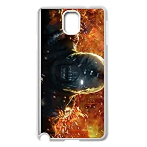 Resident Evil Samsung Galaxy Note 3 Cell Phone Case White Phone cover W9314097