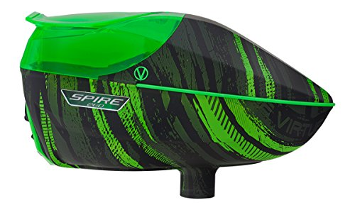 Empire Prophecy Quick Feed (Virtue Spire 260 Electronic Paintball Loader / Hopper - Graphic Lime)