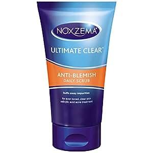 Noxzema Ultimate Clear Daily Scrub, Anti Blemish 5 oz