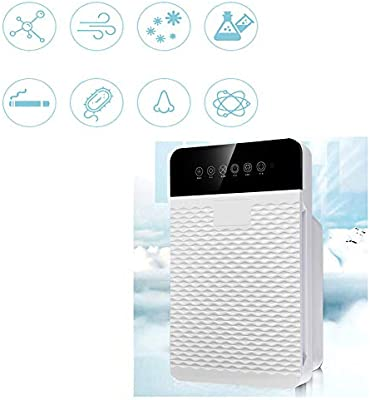 SHENXX Purificador De Aire, El Purificador De Aire Aniónico, PM2.5 Y La Eliminación De Humo, Además del Formaldehído, Pueden Cubrir 50 Metros Cuadrados, Aire Fresco En Cinco Minutos: Amazon.es: Hogar