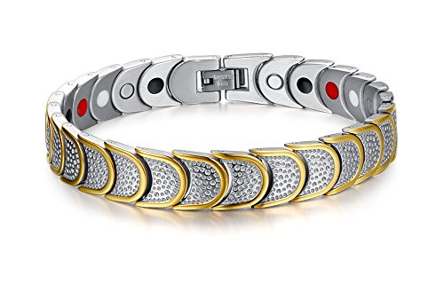 Titanium Magnetic Therapy Bracelet Relief product image