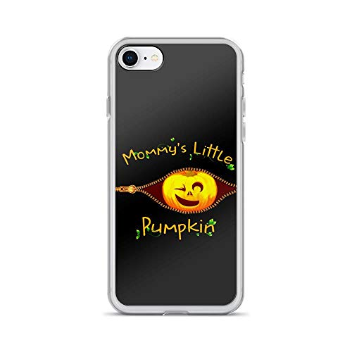 iPhone 7/8 Pure Case Cover Mommy's Little Pumpkin -