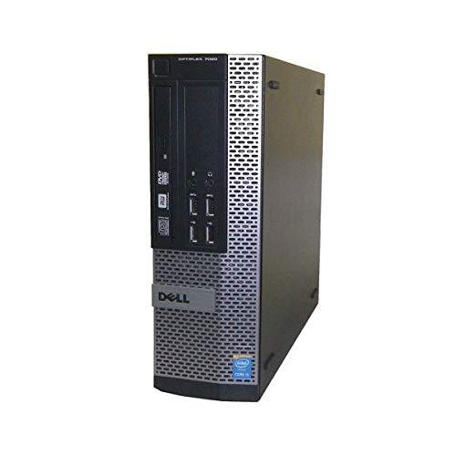 競売 中古パソコン デスクトップ 本体のみ (NO-12861) 省スペース型 Windows10 Pro 64bit DELL 本体のみ OPTIPLEX i7-4790 7020 SFF Core i7-4790 3.6GHz/16GB/500GB/DVDマルチ/WPS Office付き (NO-12861) B07NBFDKLS, 曽爾村:62611cf2 --- arbimovel.dominiotemporario.com